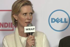miranda's in! cynthia nixon says she's open to 3rd 'sex and the city' movie