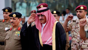 saudi deny deposed saudi crown prince barred from leaving kingdom, confined to palace