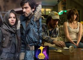 Saturn Awards 2017: 'Rogue One: A Star Wars Story', '10 Cloverfield Lane' Are Big Winners in Film