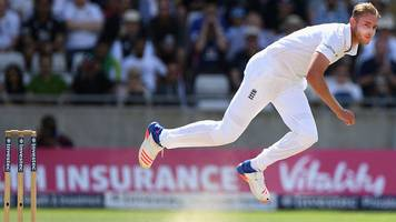 broad expected to be fit for first test v south africa