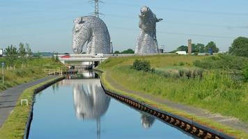 new canal route gets royal seal of approval