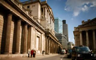 """rate hike must be """"seriously"""" considered says boe chief economist"""