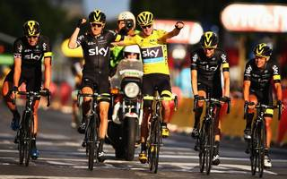 skydiving? millar reveals why team sky's days are far from numbered