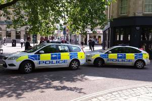 twerton man sentenced after admitting assault and abuse in the city centre