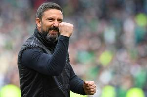 aberdeen can ease scottish cup final agony by reaching europa league group stage - derek mcinnes