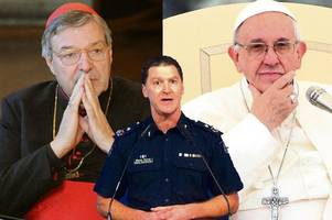 pope's top financial advisor cardinal pell becomes highest-ranking vatican official charged with sexual abuse