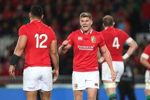 The verdict on the Lions team to face New Zealand in the second Test and why Owen Farrell will play centre