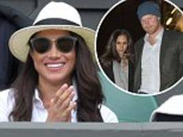 meghan markle's diary reveals what she thinks of harry