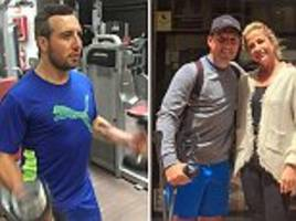 arsenal's cazorla 'one step closer' after gym workout