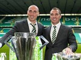 celtic skipper scot brown to sign new parkhead contract
