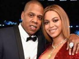 beyonce and jay z twins revealed as rumi and sir carter