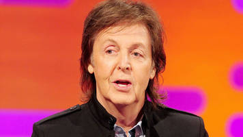 sir paul mccartney and sony 'reach deal' on the beatles song rights
