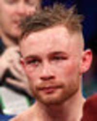 exclusive: carl frampton reveals how his kids saved the boxer from the booze