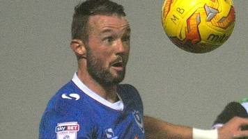 portsmouth: noel hunt among three released by league two champions