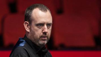mark williams: former world champion considered 'packing in' snooker