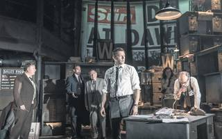 ink review: a riveting account of murdoch's debut in uk press