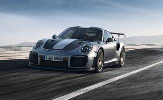 2018 porsche 911 gt2 rs unveiled! with 700 horsepower!