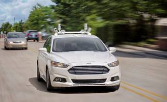 Ford Accelerates Robotics and Artificial-Intelligence Development