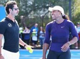 williams plans to defend australian open title, says coach