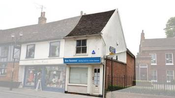 ousted tory mp ben gummer's ipswich office up for sale