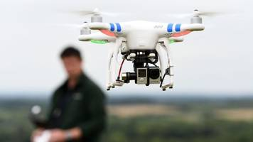 wales airshow: drones warning ahead of swansea event