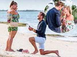 harry kane gets engaged to girlfriend kate goodland