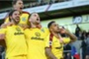 george boyd 'signs deal with sheffield wednesday'; barnsley snap...
