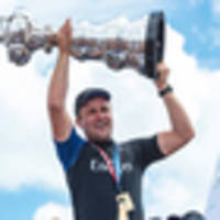 america's cup: cyclist van velthooven lured to sailing full-time