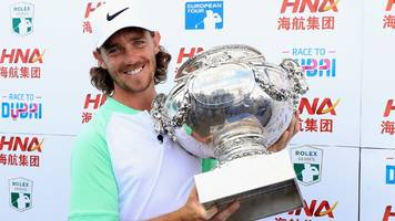 open de france: tommy fleetwood wins by a shot from peter uihlein