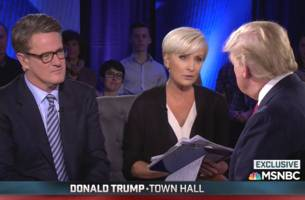 scarborough: trump 'asked 10 times' for name of brzezinski's doctor before 'bleeding facelift' tweet
