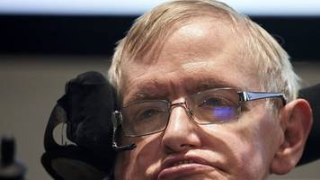stephen hawking: five of his achievements