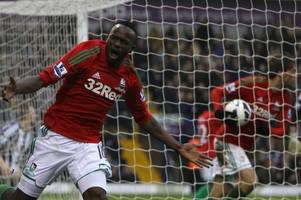 former swansea city winger pays touching tribute to cheick tiote after scoring for fc dallas