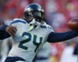 nfl's marshawn lynch goes full beast mode during seattle sounders charity match