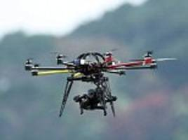 drone near-misses soar to more than one a week
