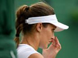 wildcard laura robson crashes out of wimbledon