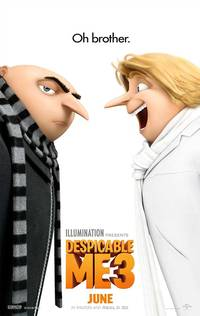 MOVIE REVIEW: Despicable Me 3