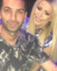 nicola mclean accused of pleasuring husband in hands-down-trousers pic