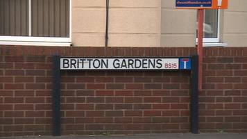father murdered baby in bristol on christmas day