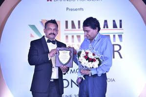 Brands Academy Organized Mega Event Indian of the Year - New Delhi