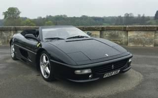 find out how much an 'affordable' ferrari costs