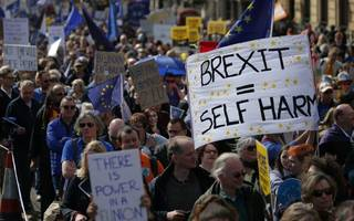 leaving the single market is an act of economic self-harm