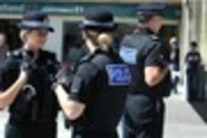does extra cash for met police mean devon's force will be cut?