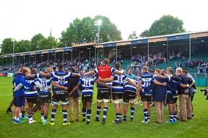bath rugby will play leinster rugby in a pre-season friendly in august