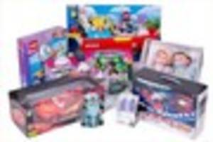 argos have released its must-have collection of christmas toys
