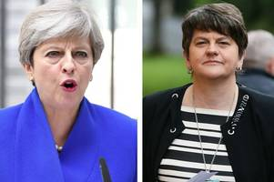 shame on the tories for failing public sector heroes as dodgy deal with dup reveals new low