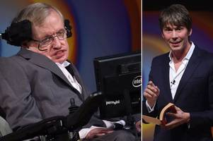 stephen hawking's moving speech at cambridge university to mark 75th birthday leaves audience in tears