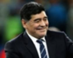 maradona: insigne can wear no.10 if he outscores me!