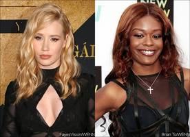 iggy azalea enlists longtime nemesis azealia banks for 'digital distortion'