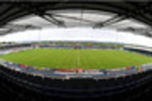 capacity at sandy park to increase in time for the 2017/18 season