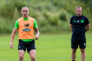 celtic star scott brown picking himself for scotland shows exactly why we're rubbish - hotline
